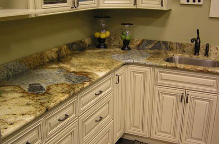 Trinity Showroom - Trinity Granite
